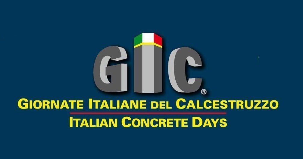 GIC Giornate Italiane del Calcestruzzo PIACENZA 2016